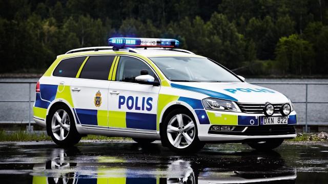 Polisbil WV